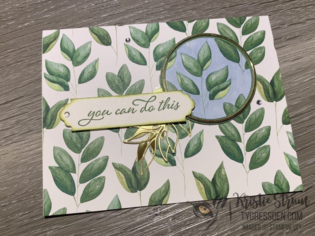Forever Greenery Spotlight 4
