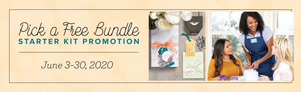 Image for Pick a Free Bundle Starter Kit Promotion