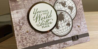 You Make the World Card 1