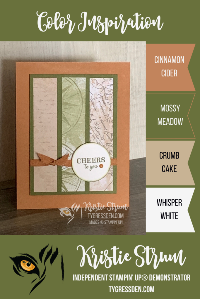Color Inspiration Cheer Cinnamon Cider